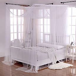 Bednet Bed Bath And Beyond by Bed Canopies Mosquito Nets Bed Bath Beyond