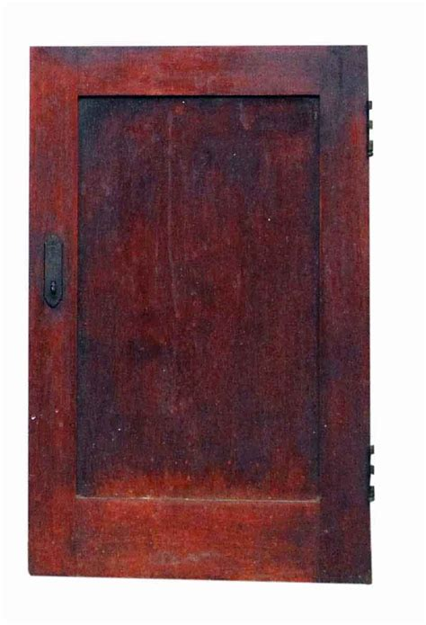 Birch Wood Short Cabinet Door Olde Good Things Birch Cabinet Doors