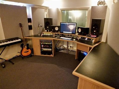 recording studio desk ideas httpwwwbuylandingpages