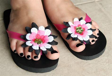 Flower Flip best flip flops fashiondesigner687