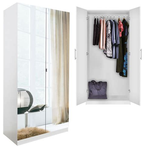 Mirrored Wardrobe Closets by Wardrobe Closet Wardrobe Closet Cabinets With Mirror Doors