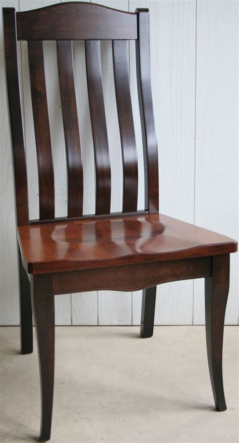 dining bench with back support this amish dining chair furniture oak lumbar support back