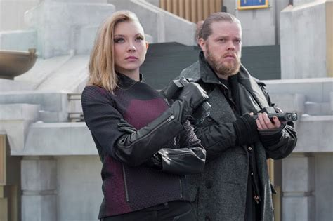 mockingjay natalie dormer mockingjay part 2 stills feature the badass