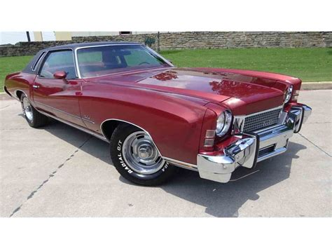 for sale 1973 chevrolet monte carlo for sale classiccars cc