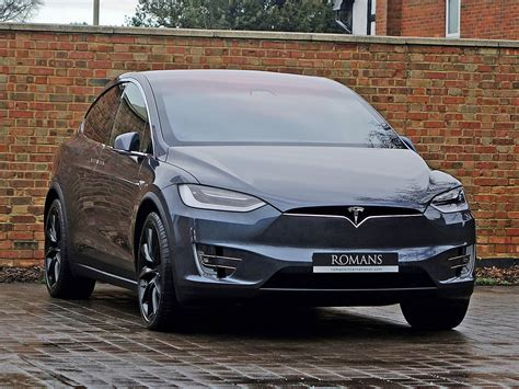 used 2016 tesla model x all models for sale in surrey