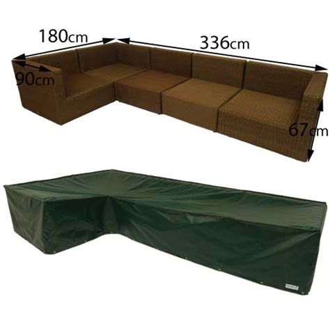 L Shaped Covers Oceans L Shaped Sofa Cover Pvc St 5 Modular Set