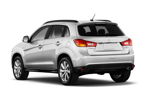 mitsubishi outlander sport 2014 red automotivetimes com 2013 mitsubishi outlander sport review