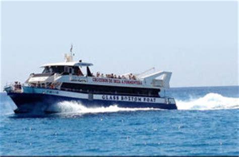 glass bottom boat ibiza boat trips in san antonio ibiza san antonio ibiza