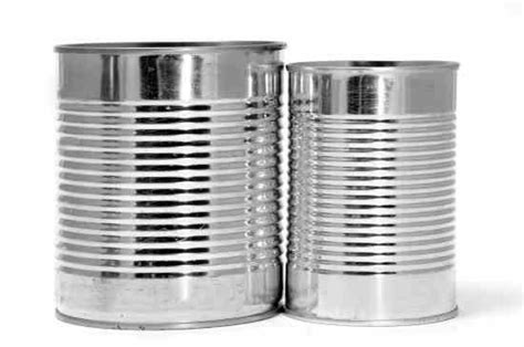 tin cans make zucchini bread using recycled tin cans real food