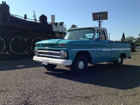truck bed cers for sale purchase used 1965 chevy c10 truck short bed fleet side