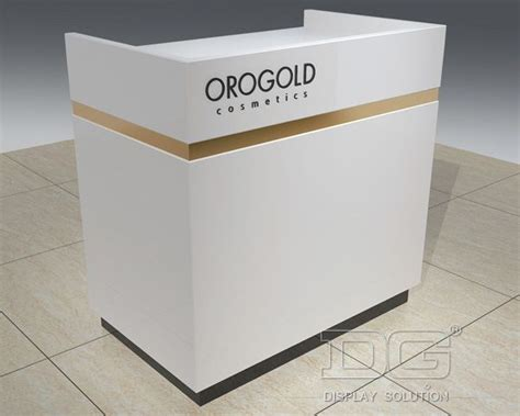 counter design cm84 new design modern wood cosmetic shop counter design