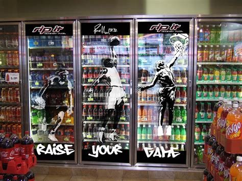 Gas Station Detox Drinks by Rip It Non Traditional By Curley At Coroflot