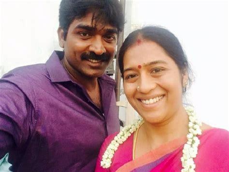 actor vijay sethupathi and his wife photos vijay sethupathi wife jessy family age height bio