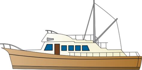trawler boat clipart yacht clipart trawler pencil and in color yacht clipart