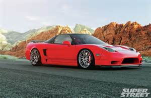 Acura Nsx 1991 1991 Acura Nsx Building Honda S Car Photo Image