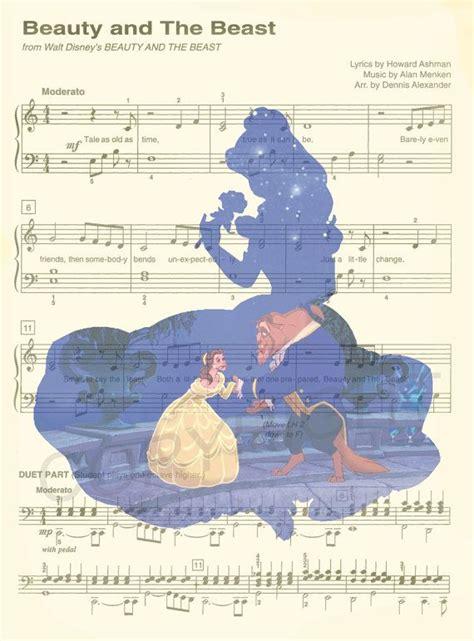 libro disney beauty and the beauty and the best 161 arte en libros la bestia partituras y princesas