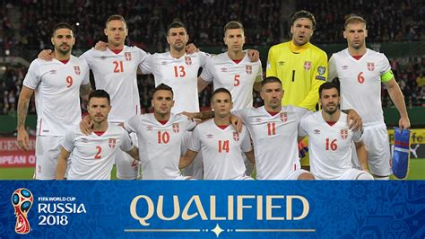 Serbia World Cup Serbia National Football Team World Cup 2018serbia