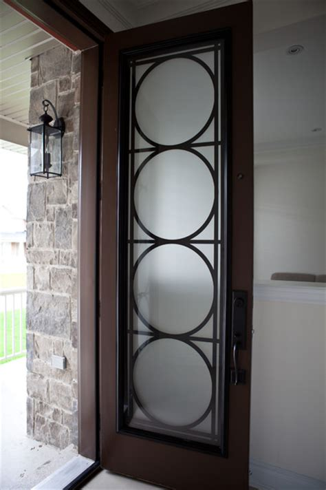 Custom Exterior Steel Doors Custom Lasercut Metal Doors Entry Other Metro By Lusso Design Entry Doors Door Inserts