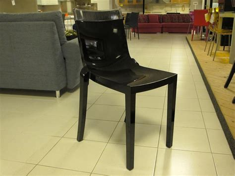 sedie simili kartell sedia kartell hi cut scontato 55