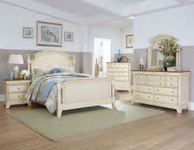 Bedroom Furniture Set White Homelegance Inglewood Ii Bedroom Set White B1402w Bed