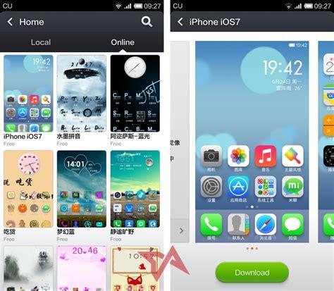 themes xiaomi bahasa cina review smartphone murah xiaomi redmi