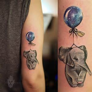 cool elephant tattoo ideas