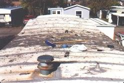 understanding rubber roofs mobile home repair