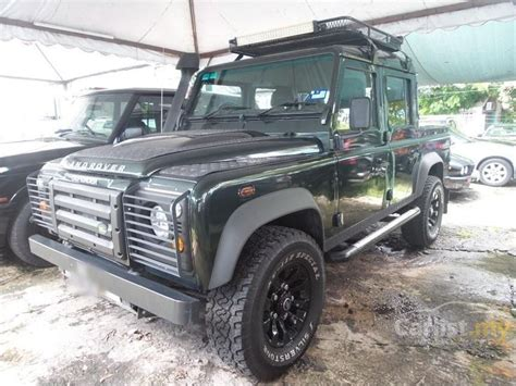 land rover truck for sale land rover defender 2012 110 2 4 in kuala lumpur manual