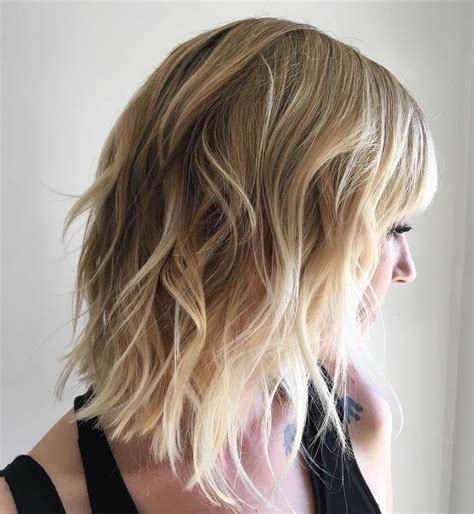 wavy lob looks wavy angled lob www pixshark com images galleries with