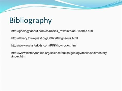 template for bibliography bibliography exle for websites