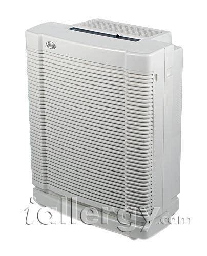 hunter  quietflo  true hepa air purifier iallergy