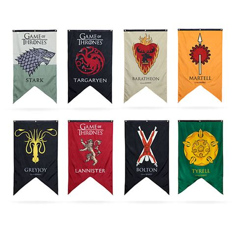 House Lannister by Game Of Thrones Banners Deprecated Thinkgeek