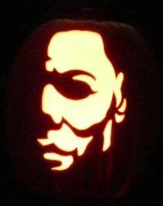 Michael Myers Halloween Pumpkin Stencil - michael myers stencils and michael o keefe on pinterest
