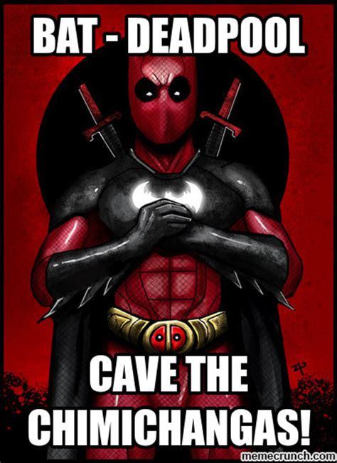 Deadpool Meme Generator - bat deadpool