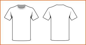design for t shirts template t shirt design template bid exle