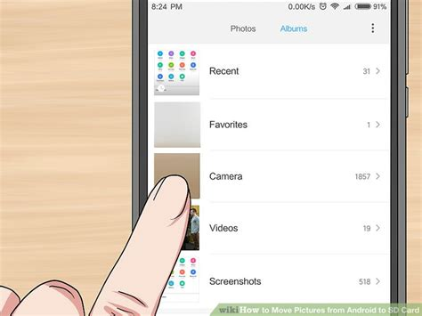 How To Move Pictures To Sd Card On Galaxy S3