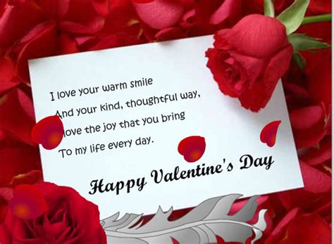 valentines sweet message sweet s day greeting messages for and