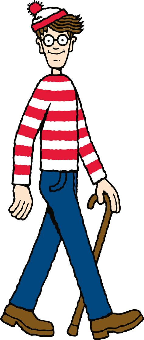 Waldo Meme - free coloring pages of wheres waldo