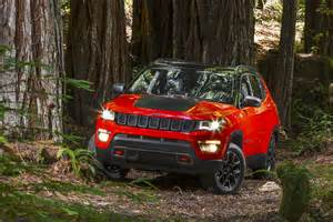 jeep crossover 2016 all new 2017 jeep compass crossover is coming debuts in