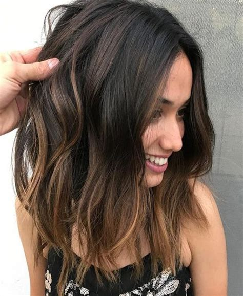 hairstyles for long thin dark hair top 11 hottest medium length styles perfect for thin hair