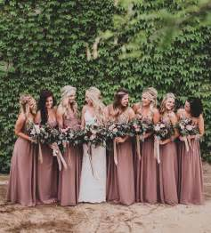 absolutely looooove colour bridesmaids dresses marry