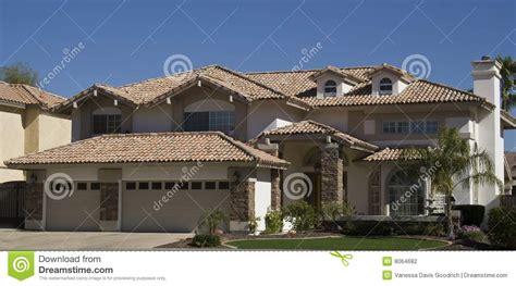southwestern houses southwestern home stock photography image 8064682