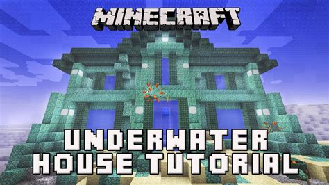 Cottage Blueprints Minecraft How To Make A House Underwater Coral House