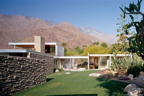 kauf house house of the day the kaufmann house by richard neutra