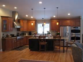 Kitchen And Cabinets By Design Cherry Cabinetry Traditional Kitchen Other Metro