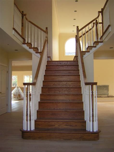 Painting Wood Banister by 17 Best Ideas About Painted Stair Railings On