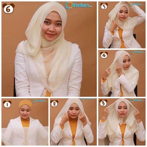 tutorial cara memakai hijab paris 2013 cara memakai rumah pengetahuan october 2014