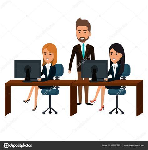 imagenes vectoriales personas icono de trabajo de personas de negocios archivo