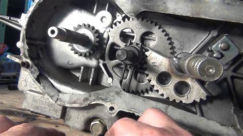 kick start gear aligment cc gy youtube