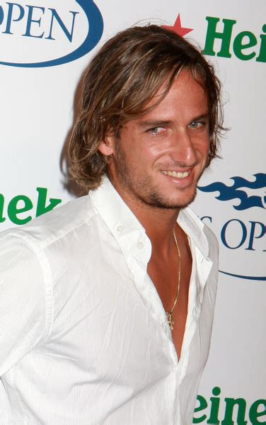 feliciano lopez  disheveled hairstyle